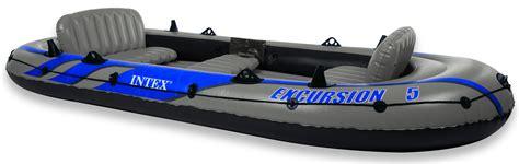 intex excursion 5 opblaasboot set kopen opblaasboot - Opblaasboot Expert