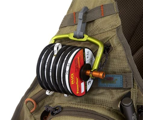 Holder Motor Fly S2107w fishpond headgate tippet holder duranglers fly fishing shop guides