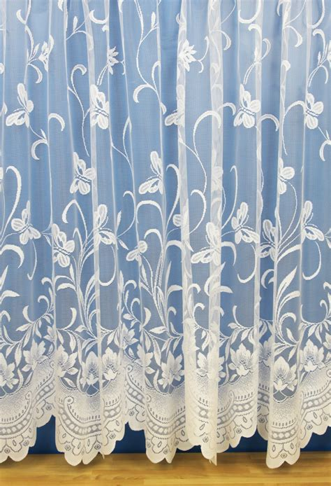 white curtains with butterflies annabel butterfly white net curtains woodyatt curtains