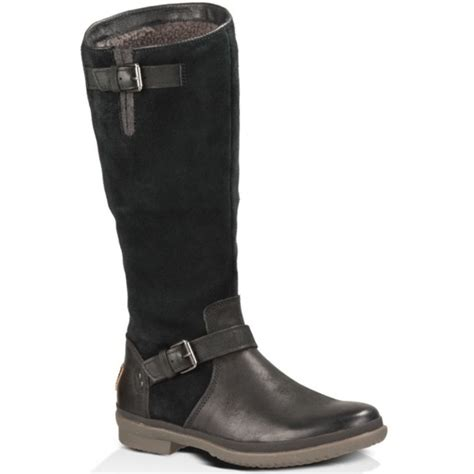 leather boots sale uggs tall leather boots on sale