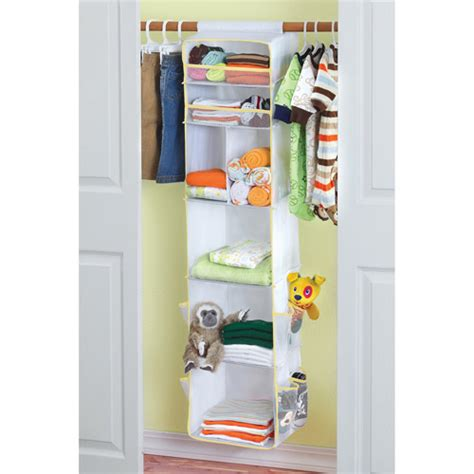 cubby closet organizer dex baby closet storage cubby walmart