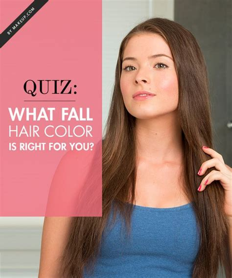 what hair color is right for me quiz quiz what fall hair color is right for you smoky eye