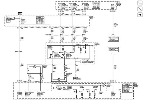 2002 gmc envoy stereo wiring diagram 2002 trailblazer radio diagram wiring diagram odicis 2002 gmc envoy my front passenger electric window will not operate from either button when it