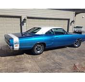 1969 DODGE SUPER BEE ORIGINAL ENGINE QUARTERS CARTER