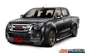 Isuzu Dmax Malaysia 2014 Ford Ranger Wildtrak Philippines
