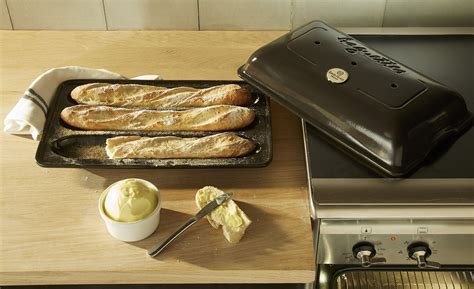 Bread Baking Couche by Charcoal Ceramic Baguette Baker Bread Lame Bakers Couche Set Bread Experience
