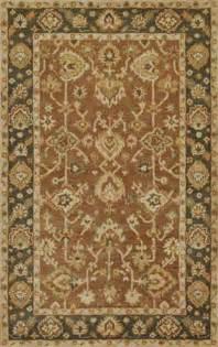 oushak rug kas jaipur 3851 coffee green oushak rug