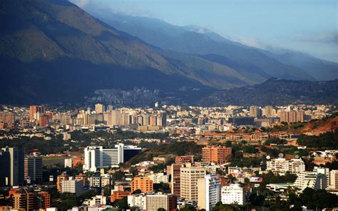 imagenes d venezuela caracas venezuela named as the world s most violent city