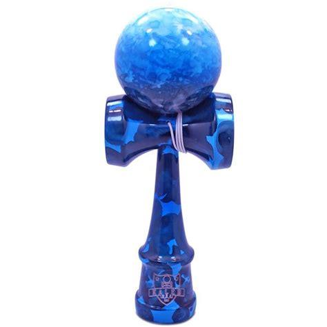Japanese Gift by Blue Ocean Marble Kendama Full Kaleb Kendama