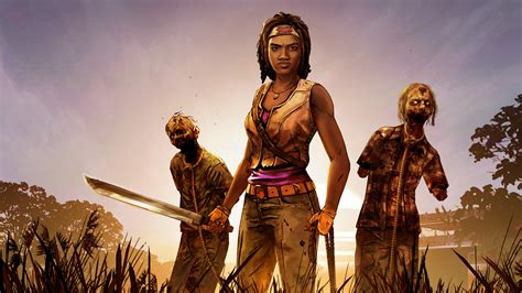 Walking Dead Michonne the walking dead michonne episode one gets a release date vg247