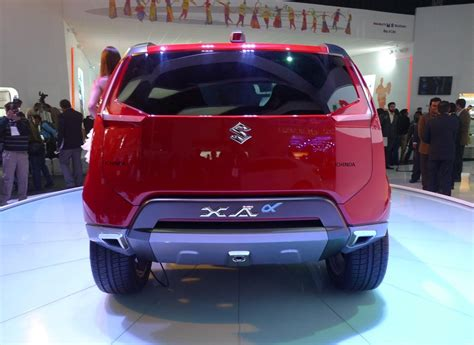 maruti suzuki xa alpha suv price in india release date