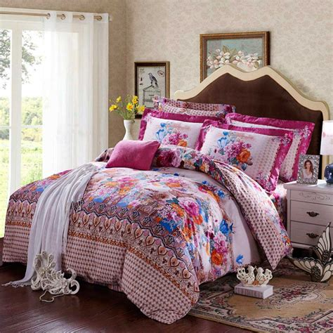 Flower Design Quilt Set | best 28 flower comforter set cannon 7 piece comforter