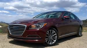2015 Hyundai Genesis Prices 2015 Hyundai Genesis The Luxury Sedan Without The Luxury