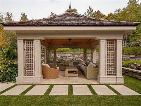outdoor gazebo designs outdoor living ideas outdoor garden gazebo ideas outdoor