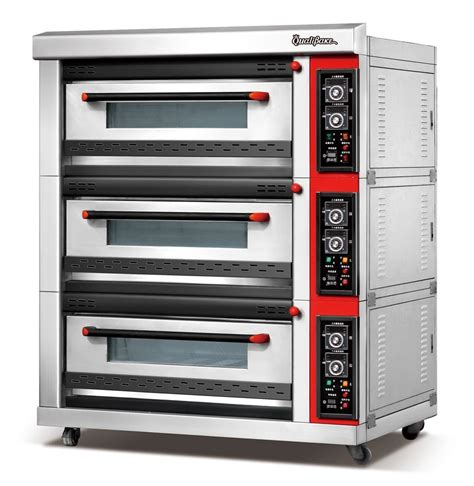 Oven Gas Deck china 3 decks 6 trays gas deck oven china cake oven oven