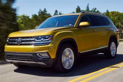 volkswagen atlas price vw atlas price range