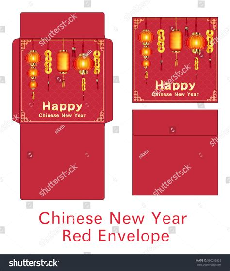 new year the envelope new year envelope template merry
