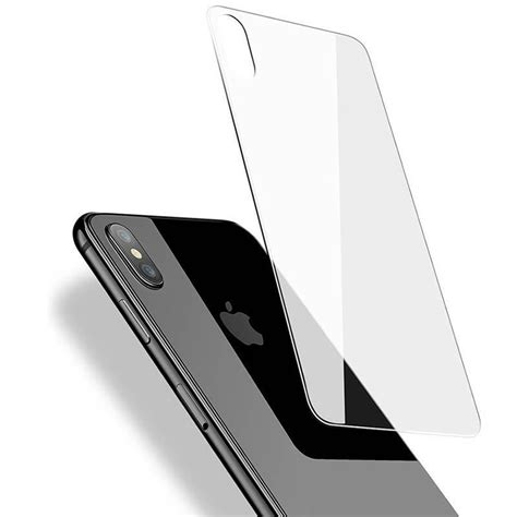 accessories accessories tempered glass protectors iphone xs max back tempered glass