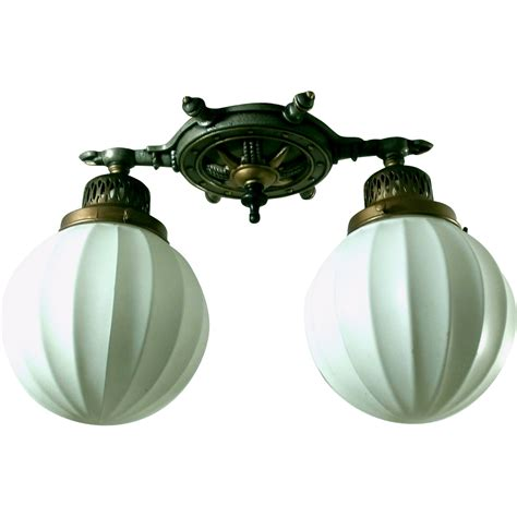 nautical style light fixtures nautical style two light flush mount light fixture from