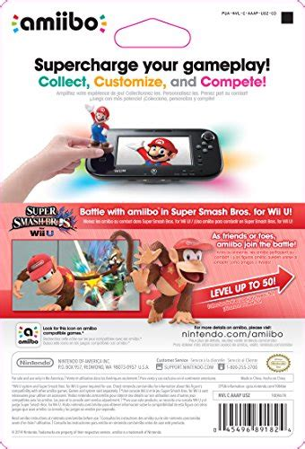 Supersmash Series Diddy Kong Amiibo diddy kong amiibo smash bros series
