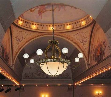 traverse city opera house meyda custom lighting creates custom victorian chandelier for traverse city opera house