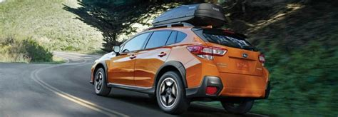 parkway subaru why the 2018 subaru crosstrek is for road trips