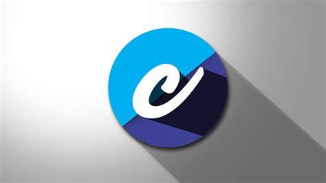 alphabet logo design photoshop alphabet c logo design tutorial how to create logo flat