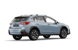 Subaru Xv 2018 Subaru Xv Makes International Debut At Geneva Show
