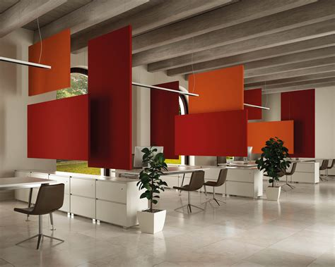 acoustic panel flag caruso acoustic office acoustic comfort flag sound absorbing panels