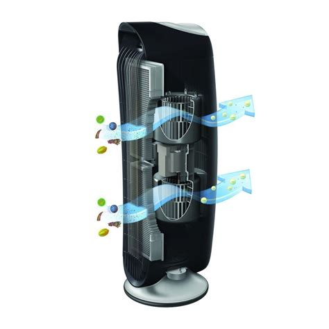 Honeywell HFD 120 Q QuietClean Tower Air Purifier, Permanent Washable Filters   Honeywell Store