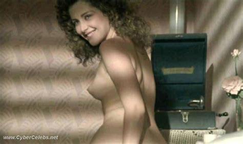 francesca capaldi Topless