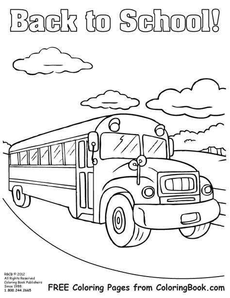 school bus safety coloring pages az coloring pages