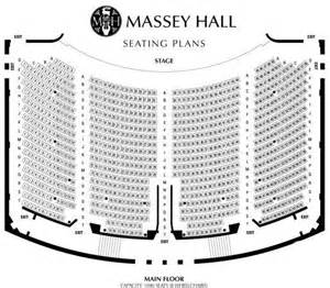 massey hall floor plan 2 loretta lynn tickets side by side 9th row less than