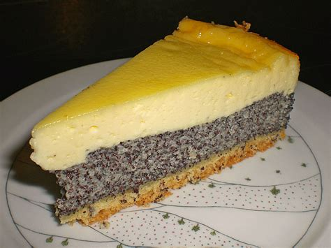 schmand kuchen mohn schmand kuchen rezept mit bild kathi33