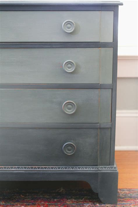 shades of blue ombre chest of drawers dresser changing 50 shades of gray dresser ombre paint treatment a