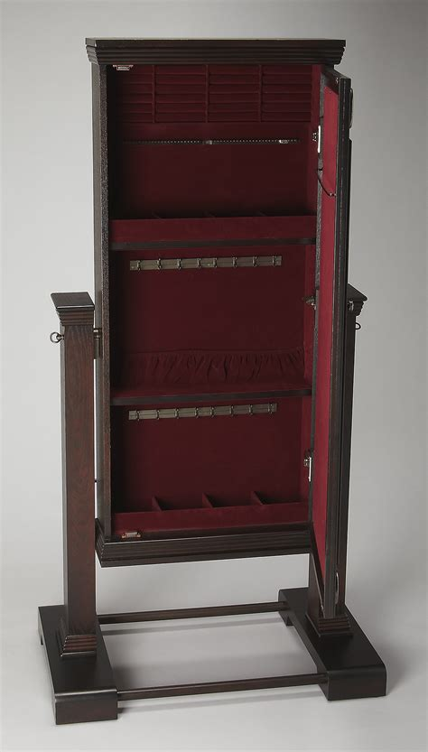 cheval jewelry armoire cheval jewelry armoire console table collection