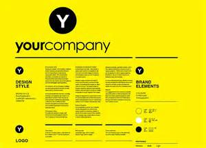branding guidelines template swiss make lemonade