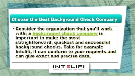 Best Background Check Company Ppt What Can I Benefit From A Background Check Company Powerpoint Presentation Id