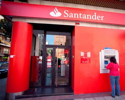 banco santander cajeros ingresar dinero cajeros santander creditomeci