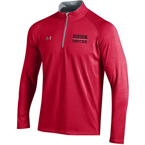 Jual Armour Charged Cotton denison armour soccer charged cotton 1 4 zip