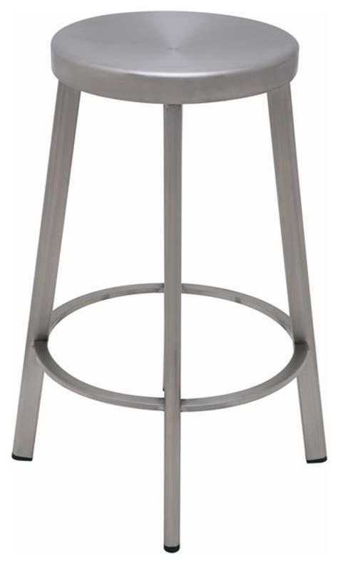 nuevo bar stools sale nuevo industry counter stool in silver bar stools and