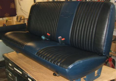 chevy truck bench seats 100 bench seat chevy truck my bench seat from my 65
