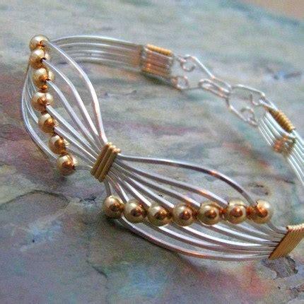 wire jewelry tutorials jewelry tutorial butterfly wire wrapped bracelet learn how