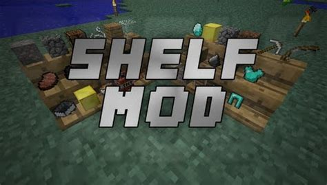 shelf mod 1 6 2 1 5 2 mod minecraft net