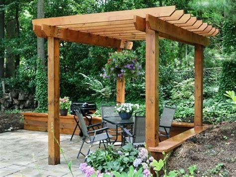 tettoie in legno fai da te pergolato fai da te pergole tettoie giardino