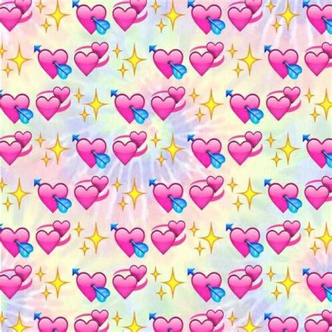 emoji hearts    absolutely