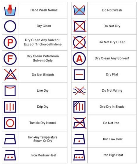 laundry chart fabric chart fabric care chart laundry