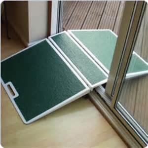 Sliding Glass Door Threshold Mobility Wheelchair Accessories