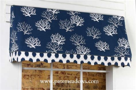 sewing pattern valance sadie curtain valance sewing pattern