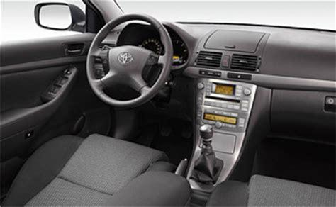 Toyota Avensis 2006 Interior by Interior 187 2006 Toyota Avensis Photos